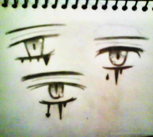 Eyes o.O by ApocalypseBloodStars