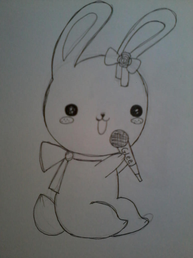 Conejo salvaje :B by ApocalypseBloodStars