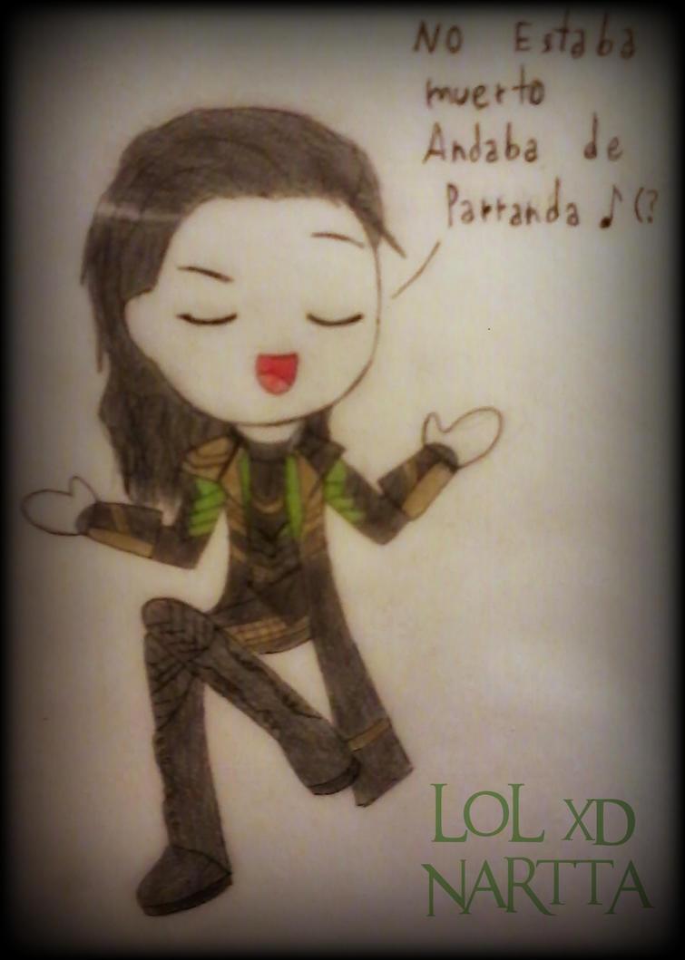 Loki! XD by ApocalypseBloodStars