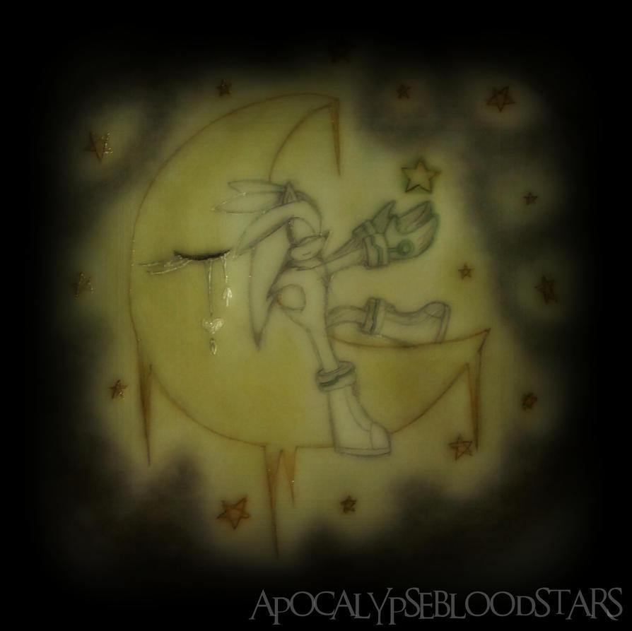 Silver Moon by ApocalypseBloodStars