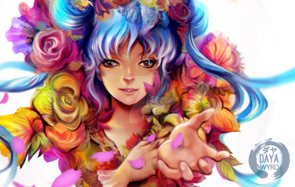 You re beautiful by daihaa-wyrd