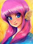 Everybody loves Pink hair! by daihaa-wyrd