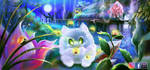 A fluffy Friend by daihaa-wyrd