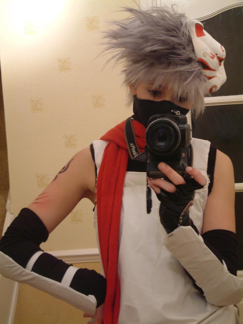 Cosplay Costume  Kakashi cosplay 6ab462359a77
