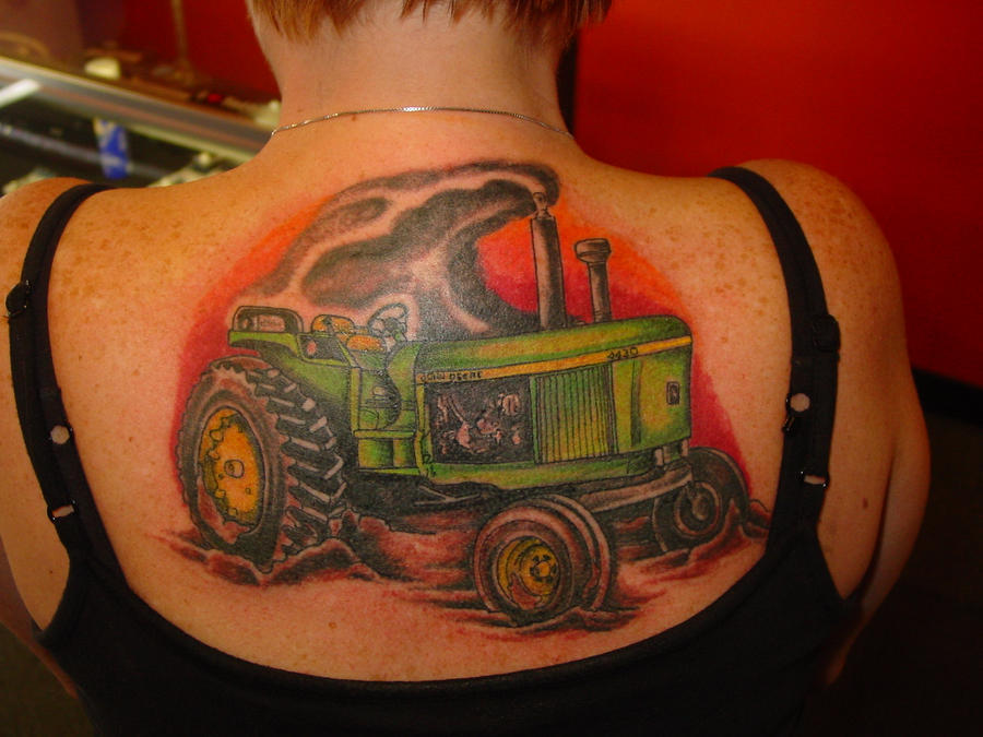 John Deere Tattoo Ideas : Gallery john deere tattoos pictures