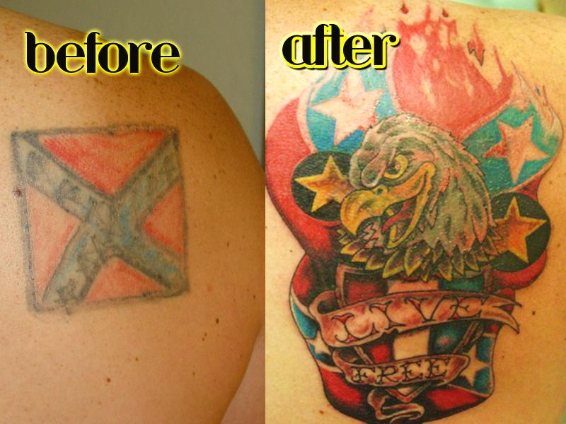 eagle tattoos