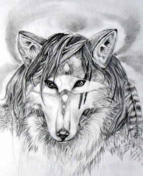 A Wolf for Ruben