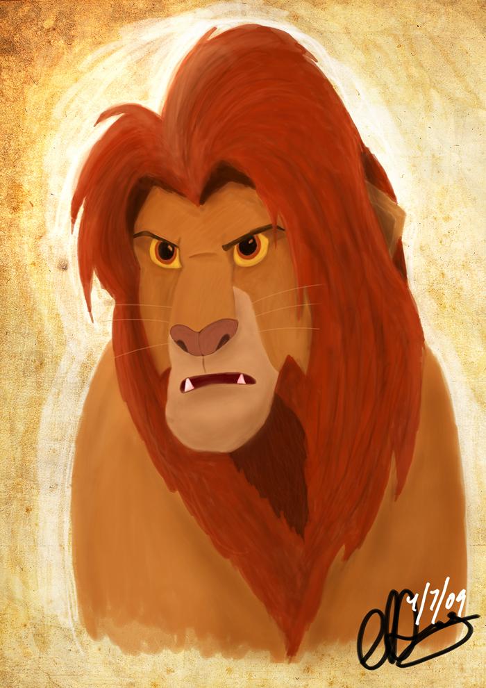 Simba by shindy89