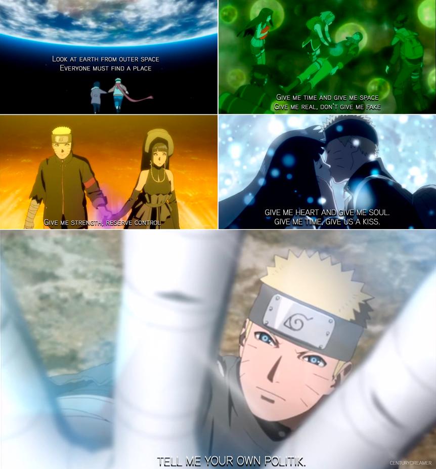 Politik (Coldplay) - Naruto: The Last by centurydreamer