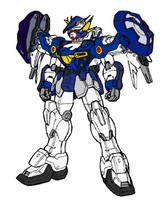 Gundam Valkyrie by xXLockeXx