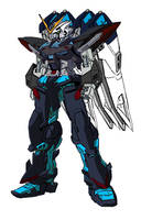 Gundam Archangel by xXLockeXx