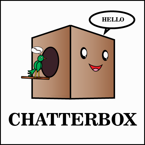Chatterbox Logo Old Version by