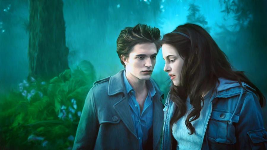 Twilight la rencontre
