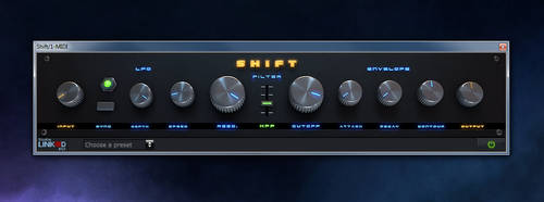 Shift VST by vStyler