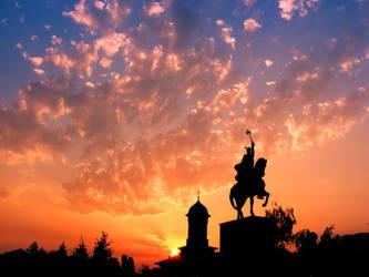 Craiova_sunset2 by victor23081981