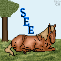 StormEchoEquinepixel by MissRoy15