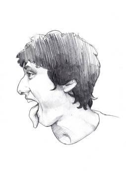 Portrait Sketch 03