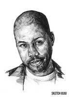 Portrait Sketch 07 by sketchgrind