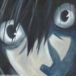 L's Eyes of Suspicion