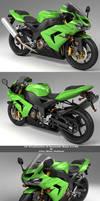 Kawasaki Ninja Zx10r Final All