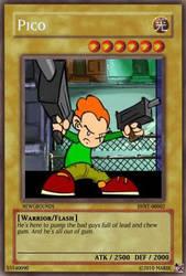 Pico yugioh card