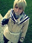 smoke by Reike-chan