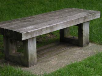 Bench by kamagoro