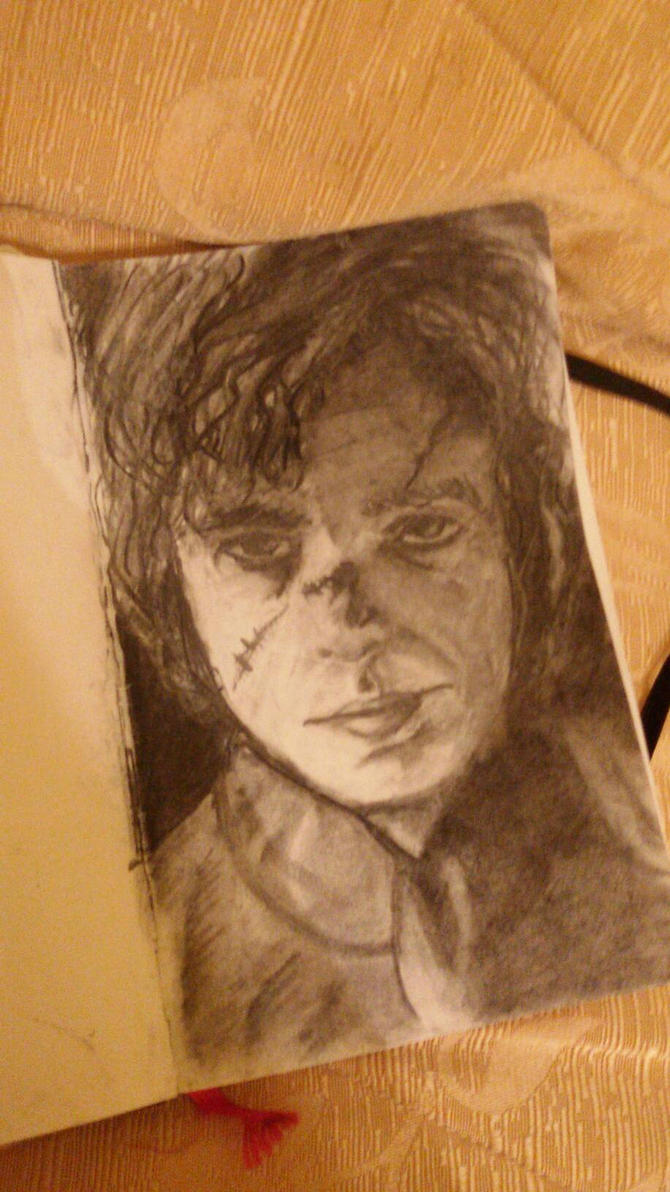 Tyrion Lannister by LiaSmile00