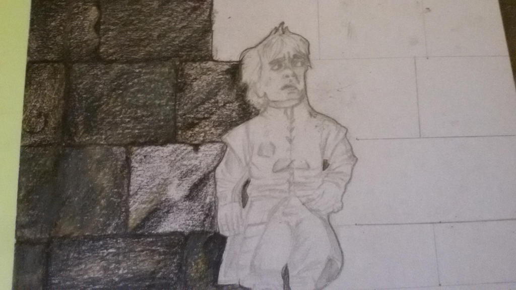 Tyrion Lannister WIP by LiaSmile00