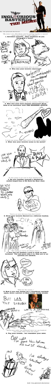 Inglourious Basterds Meme - Happy Christmas! by LiaSmile00