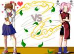Sakura VS Sakura