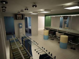 dressing room by NikoSokiN