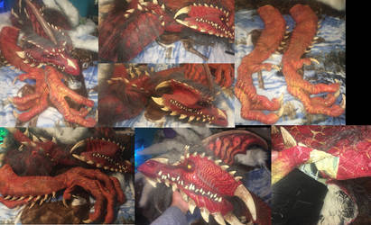 Nightmare Collection Original Ember The Dragon