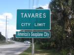 Tavares City Limit