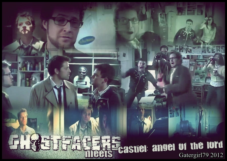 what episode do the ghostfacers meet castiel