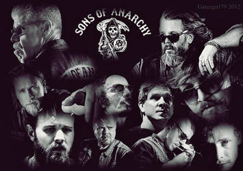 Sons Of Anarchy by Gatergirl79