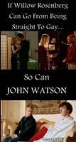 Johnlock - If Willow Rosenberg Can