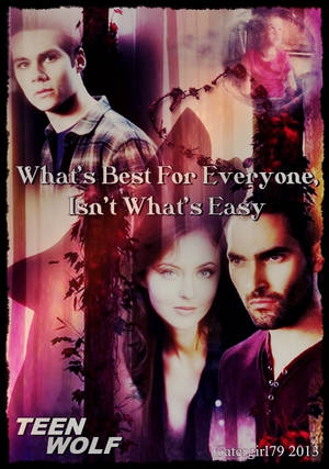 Sterek - What's Best For Everyone    chap31 by Gatergirl79 on DeviantArt