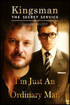 Kingsman - I'm Just An Ordinary Man Story Cover