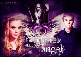 Clafie - Every Hunter Needs An Angel by Gatergirl79