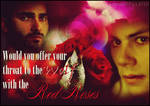 Sterek - Wolf with the Red Roses by Gatergirl79