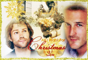 Sabriel - All I Want For Christmas by Gatergirl79