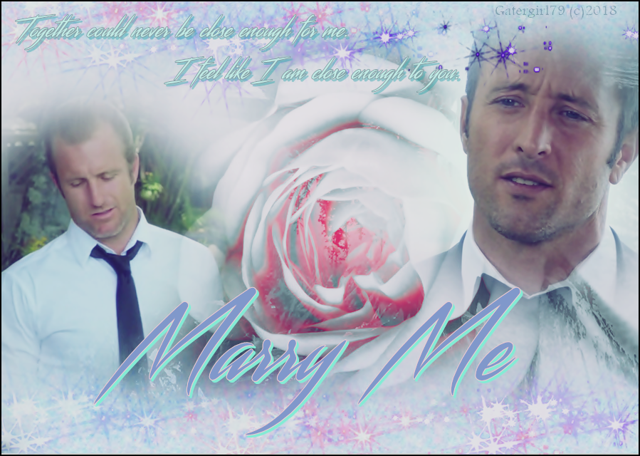 McDanno - Marry Me by Gatergirl79