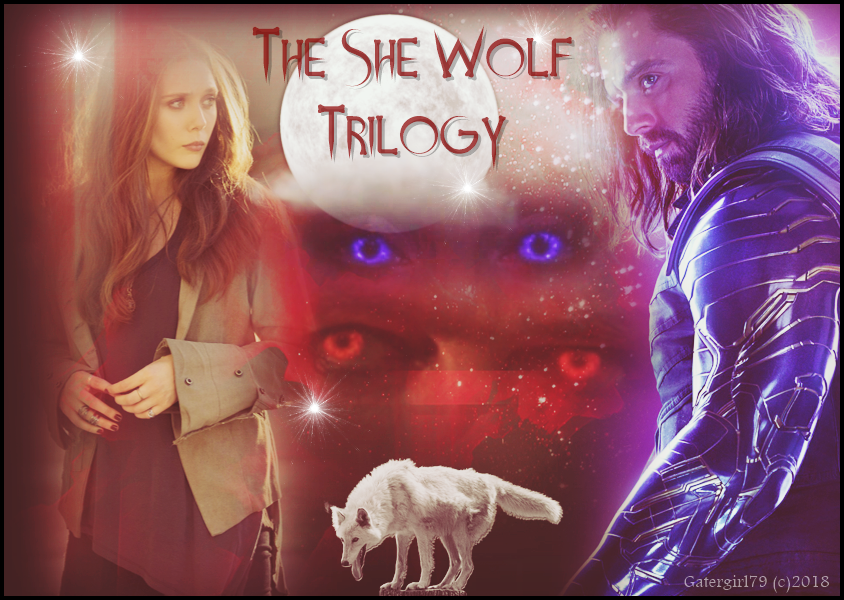 Request  Bucky Wanda - The She Wolf Trilogy by Gatergirl79