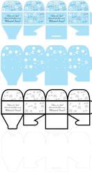 Sweetmeet Package Design Die Cutting by muoo