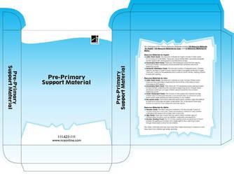 Pre Primary material box by muoo