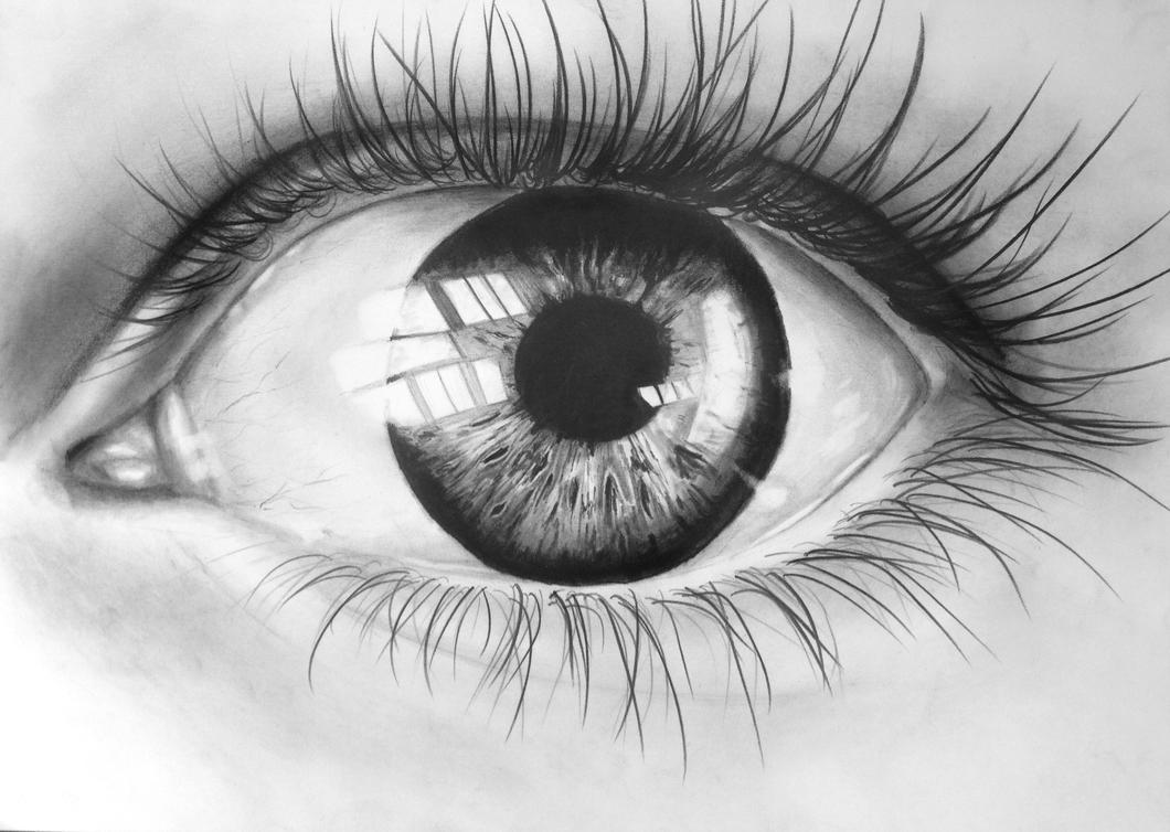 The eye by Zendilajn