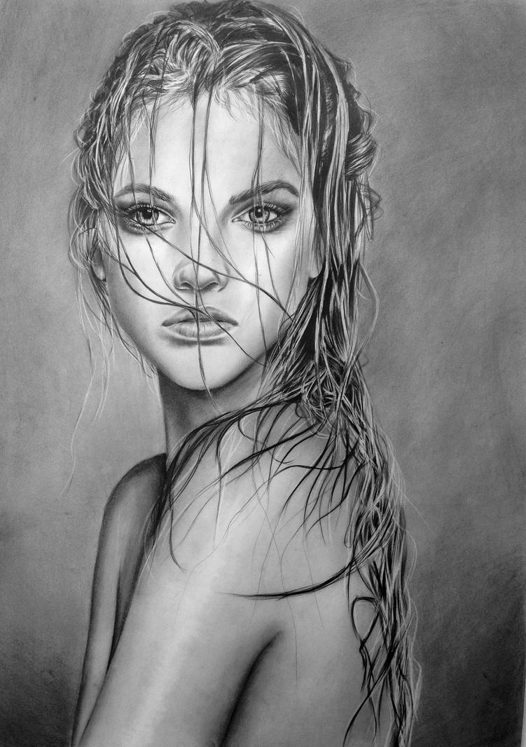 Beautiful model by Zendilajn