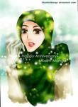 Manga Muslim Anniversary 2010