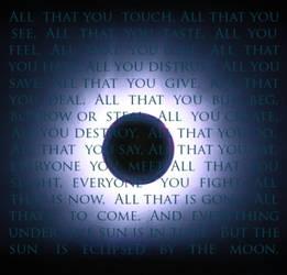 Eclipse by SatiricMilk